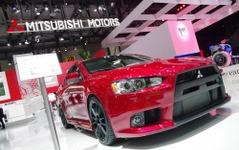 【ジュネーブモーターショー14】三菱 ランエボX、ついに最終モデル? スイスで販売終了へ 画像
