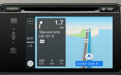 アップル「iOS 7.1」公開…「CarPlay」搭載、デザイン刷新 画像
