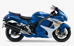 【東京モーターサイクルショー14】スズキ、ハヤブサなど全21台を出展 画像