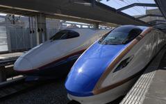 北陸新幹線E7系、「あさま」で先行デビュー…グランクラスも連結 画像