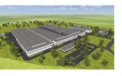 タカタ、ハンガリー新工場の定礎式を実施…投資総額6830万ユーロ、14年10月操業予定 画像