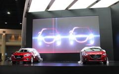 【バンコクモーターショー14】マツダ、現地生産の新型アクセラで新たな価値観をアピール 画像