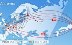 JAL、ブリティッシュ・エア、フィンエアーが日本~欧州路線で共同事業を4月1日から開始 画像