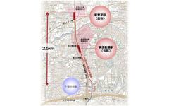 北大阪急行延伸構想で基本合意…2020年度開業へ 画像