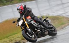 【ヤマハ MT-09 試乗】スポーツバイクの理想形に挑む…和歌山利宏 画像