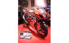 【東京モーターサイクルショー14】レジェンドチームを結成し2チーム体制で鈴鹿8耐制覇に挑むヨシムラ 画像
