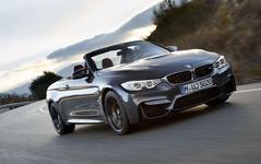 【ニューヨークモーターショー14】BMW M4 にコンバーチブル…3.0直6ツインターボは431ps 画像