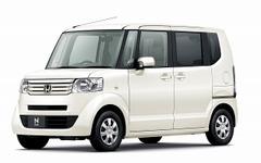 軽自動車販売、N BOX がV2達成…2013年度車名別 画像