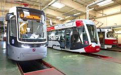 モスクワに新型路面電車、7月から営業運転開始 画像