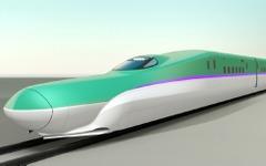 北海道新幹線の車両は「H5系」…E5系と同一仕様 画像
