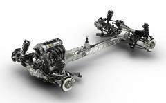 【ニューヨークモーターショー14】マツダ ロードスター 次期型、車台を先行公開…SKYACTIV 搭載 画像