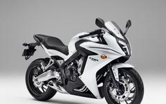 ホンダ、ロードスポーツモデル CBR650F /CB650F を発表…新開発直4エンジン搭載 画像