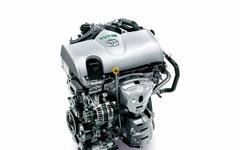 【トヨタ ヴィッツ 改良新型】金森チーフエンジニア、燃費改善要素はエンジンが大半 画像