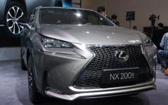 【北京モーターショー14】凝ったターボとAWD機構でX3/Q3と正面対決…レクサス NX200t[詳細画像] 画像