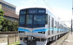 名古屋市営地下鉄鶴舞線のN3000形、4編成目は6月から 画像