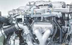 【人とくるまのテクノロジー14】いすゞ、商用車の環境・安全技術を紹介 画像