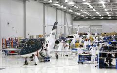 ホンダジェット、GEホンダが小型ターボファンエンジン「HF120」を出荷 画像