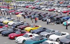 ロードスター 1200台が軽井沢に集結…過去最大規模に マツダから日本初公開も 画像