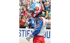 【INDYCAR 第5戦】佐藤琢磨はスペシャル・ヘルメットで挑む 画像