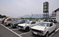 「よ!懐かしい車」クラシックカー130台が朝霧高原に集合 画像