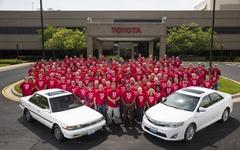 トヨタ、米ケンタッキー工場で生産累計1000万台達成…海外事業体として初 画像