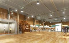 「食とアートの融合」東京湾岸エリアに複合施設オープン 5月31日 画像