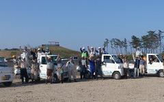 三菱自動車、被災地支援活動「瓦礫を活かす森の長城プロジェクト」へ賛同 画像