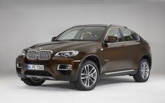 BMW X6、欧州で盗難被害に…変わり果てた姿で発見 画像