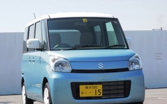 軽自動車販売、スズキが2か月連続トップ…5月ブランド別 画像