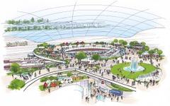 山手線田町~品川間の新駅、2020年の暫定開業目指す 画像