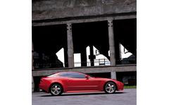 【東京モーターショー05】イタルデザイン/フェラーリ GG50 はブリヂストン 画像