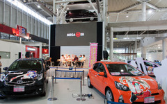 アニメ ラブライブ!の公式痛車、ダイハツの軽自動車にも対応 画像