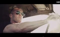 ジェイソン・ステイサムがダッジ チャージャーでドラッグレース…カルヴィン・ハリスのMV[動画] 画像