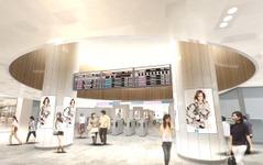 西武、池袋駅を大幅リニューアル…2016年3月完成目指す 画像