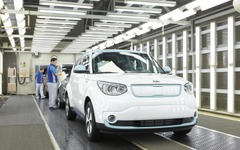 韓国キア、ソウル EV の量産開始…まずは欧州で発売へ 画像