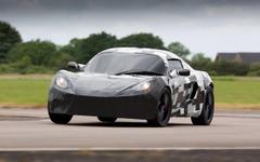 世界最速のEVスポーツ、SP:01…開発が最終段階に 画像