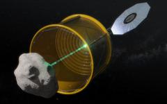 NASAの小惑星移動計画、候補小惑星は予想外にスカスカ 画像