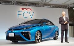 【トヨタ FCVセダン 発表】「ガソリン車に置き換わる」トヨタの燃料電池車戦略 画像