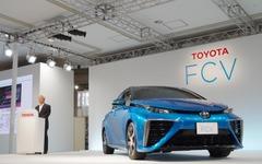 【トヨタ FCVセダン 発表】燃料電池車と電気自動車、性能どうちがう? 画像