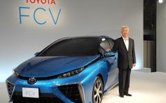 【トヨタ FCVセダン 発表】加藤副社長「ハイブリッドはEV、FCVを支えるキーテクノロジー」 画像