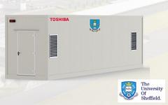 東芝、英国での蓄電池システム実証試験向けにSCiBを受注…1MWh相当の容量 画像