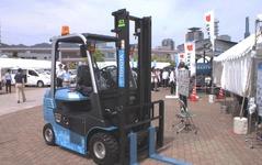 経産省、豊田自動織機の燃料電池フォークリフト実証実験に向けた新事業活動計画を認定 画像