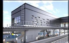 脇野田駅が10月19日から新駅舎に…北陸新幹線上越妙高駅に隣接 画像