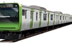 山手線に新型車両「E235系」導入…先行車は来秋運転開始 画像
