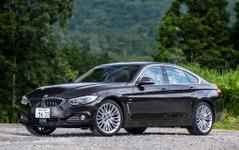 【BMW 4シリーズ グランクーペ 発表】3シリーズセダン より低くワイドでスポーティ[写真蔵] 画像