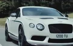 ベントレー コンチネンタル に最速の「GT3-R」…GT3 レーサー直系[動画] 画像