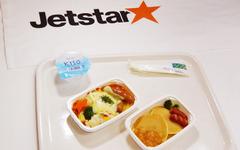 女子大生コラボ機内食は「ふんわりパンケーキ」と「カラフルリゾット」…ジェットスター、7月30日から提供 画像