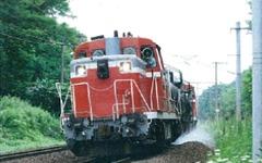 JR北海道、夏の「散水列車」運転を取りやめ 画像