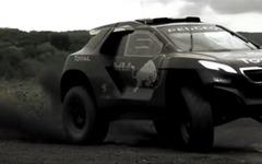 【ダカール15】プジョー のダカールレーサー、2008 DKR …340psツインターボが初テスト[動画] 画像