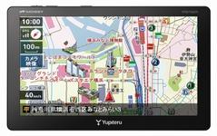 ユピテル、ドライブレコーダー一体型のポータブルナビを発売 画像